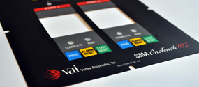 VAI product decal
